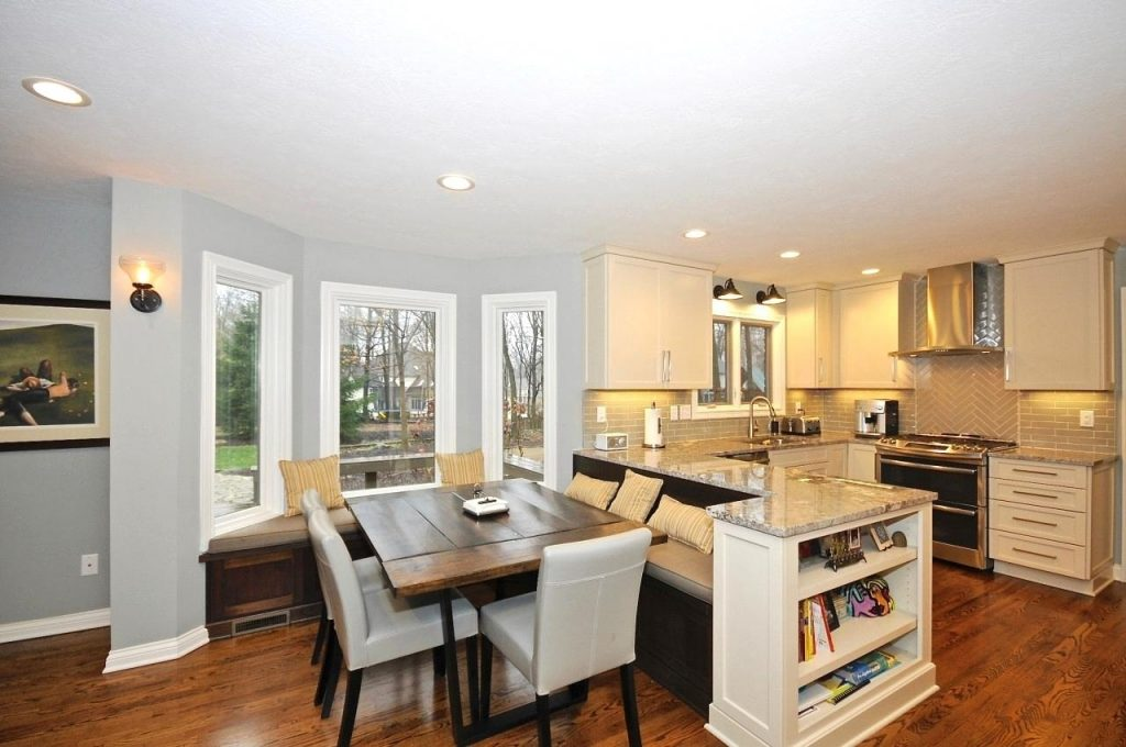 Wonderful Room Remodel Cost Ideas How Much Does A Kitchen Living