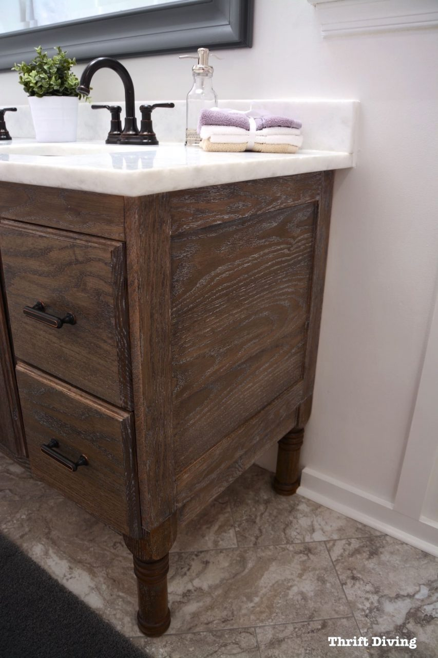 Wondrous Ideas How To Build Bathroom Vanity Home Decorating A 60 Diy