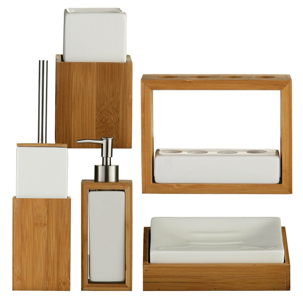 Wood Bathroom Accessories Photos And Products Ideas