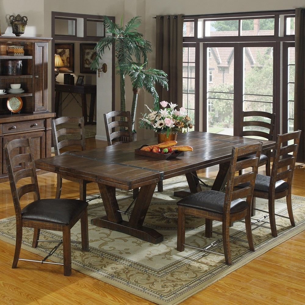 Wooden Dining Table Home