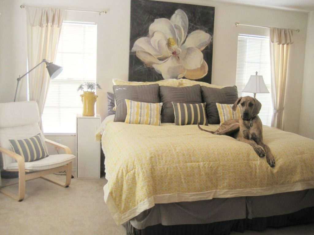 Yellow And Grey Bedroom Decor Luxury Grey And Yellow Room Decor