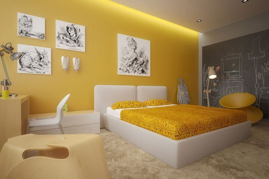 Yellow Bedroom Ideas Grey Gray And Yellow Bedroom Decor Grey Yellow