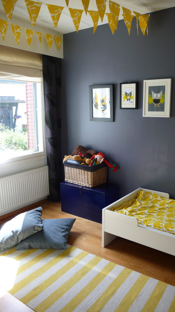 Yellow Grey Kids Room Ihan Itte Pinterest Grey Kids Rooms