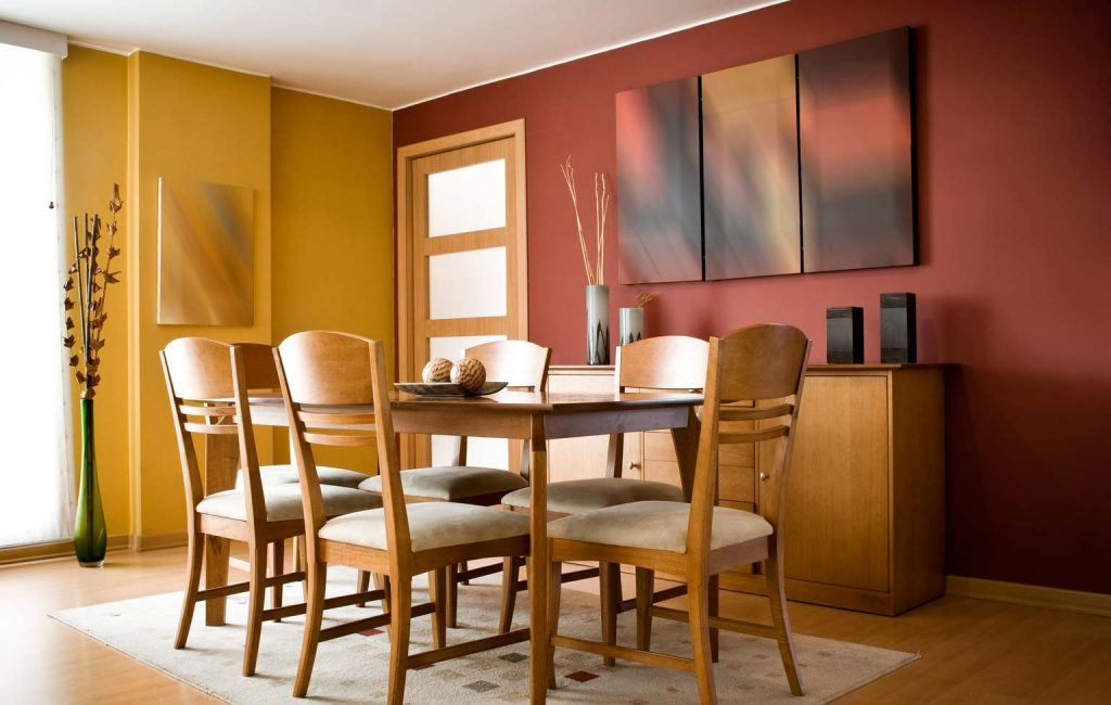10 Dining Room Paint Color Ideas And Inspiration Gallery