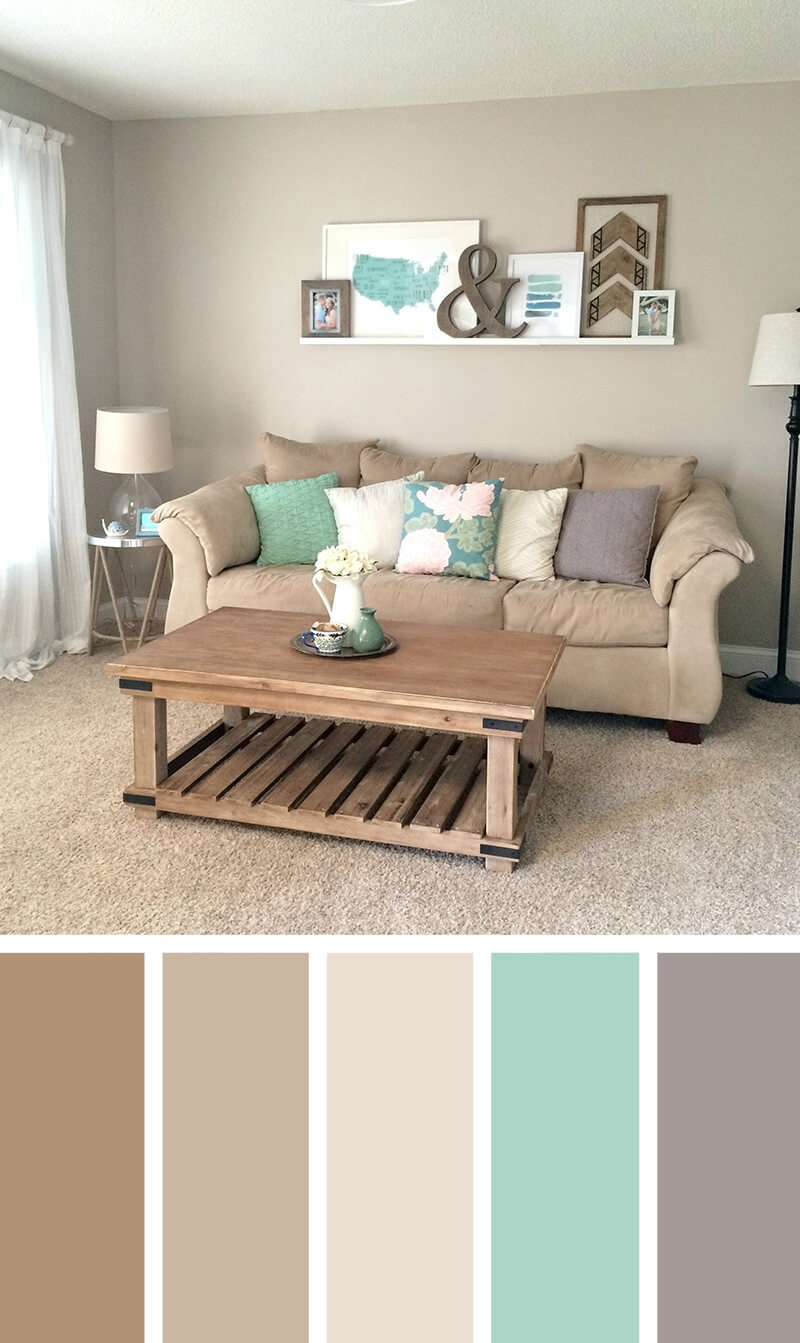 11 Best Living Room Color Scheme Ideas And Designs For 2018 Layjao