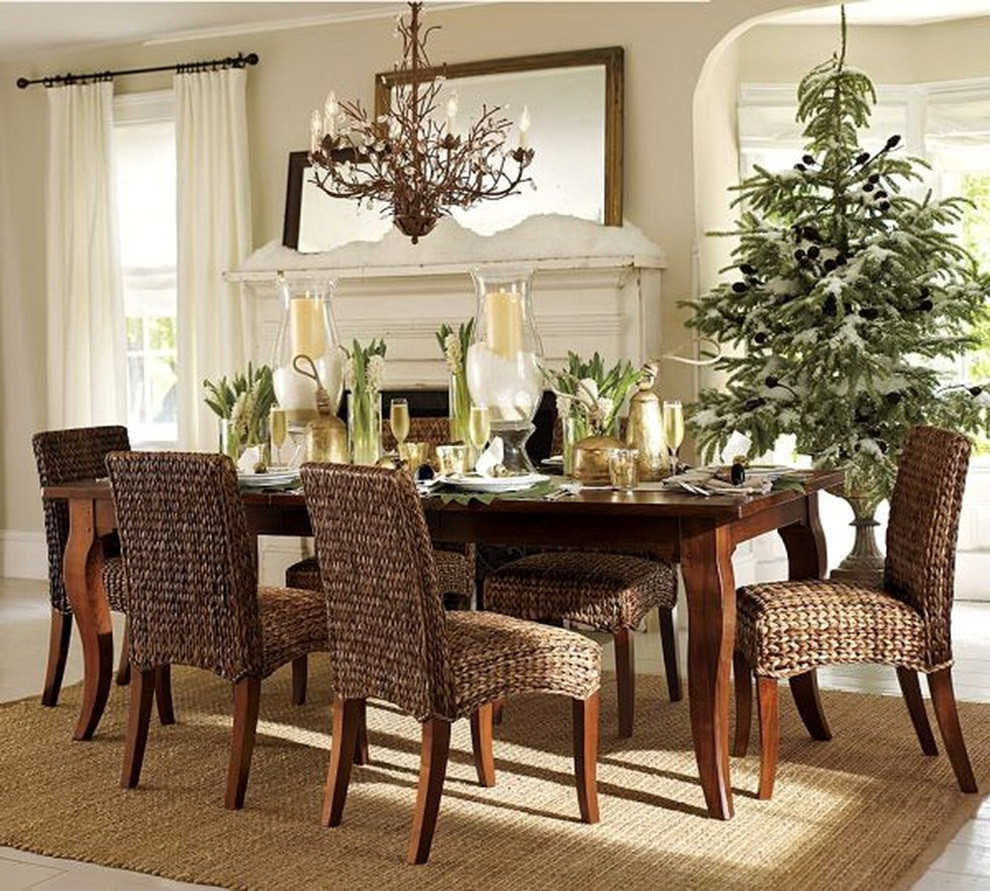 16 Inspiring Dining Room Table Decor Decorating Ideas Pracmatic
