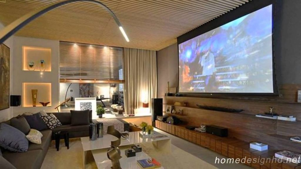 16 Simple Elegant And Affordable Home Cinema Room Ideas Design Hd