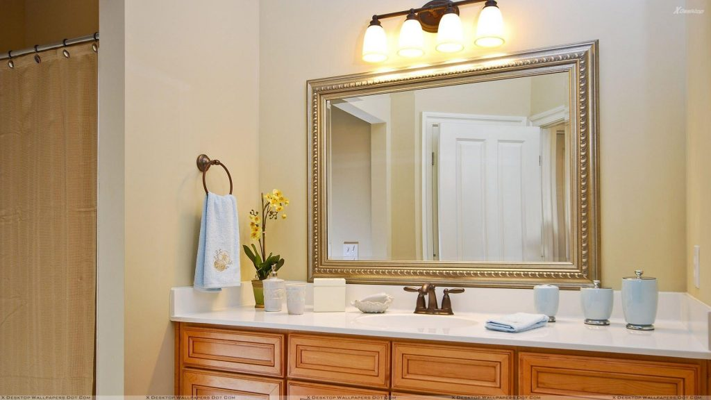 20 Collection Of Decorative Mirrors For Bathroom Vanity Mirror Ideas
