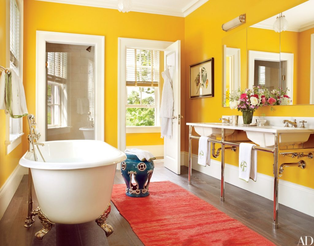 20 Colorful Bathroom Design Ideas That Will Inspire You To Go Bold