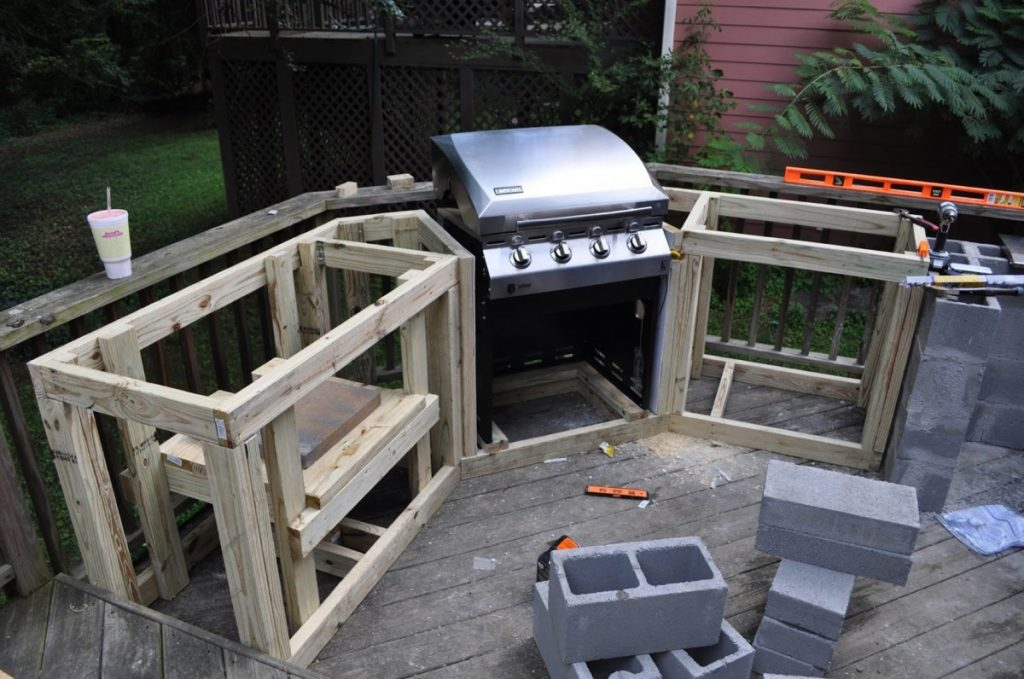 20 Ideas About Outdoor Kitchen Plans Theydesign Theydesign