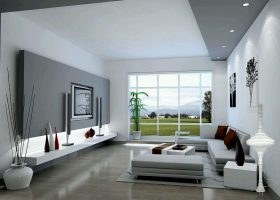 Living Room Modern Design