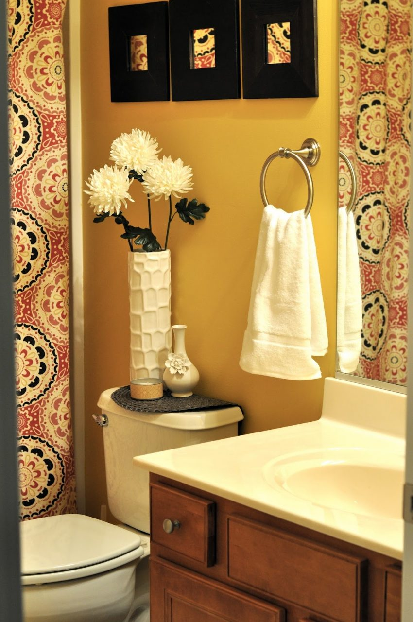 3 Easy Tips To Decor Bathroom Themes Interior Decorating Colors