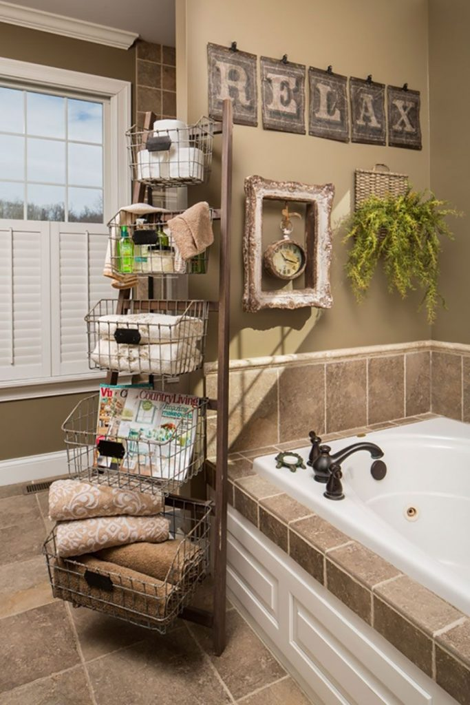 30 Best Bathroom Storage Ideas To Save Space Bathroom Ideas