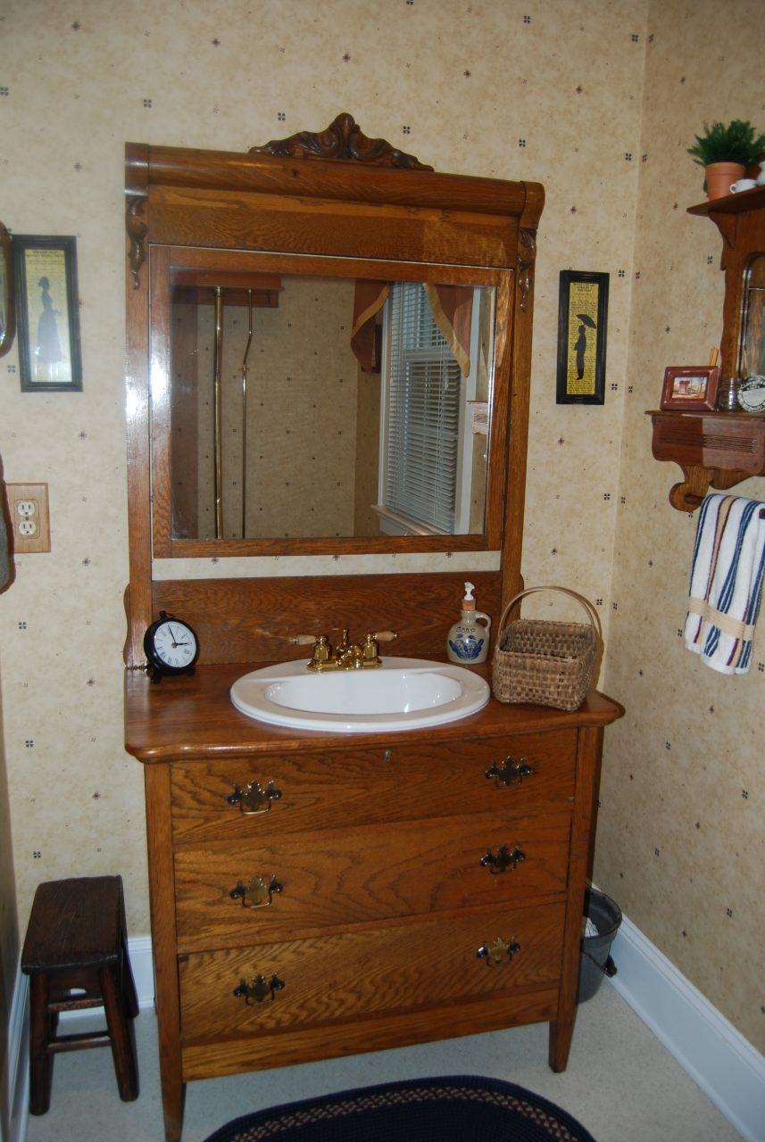 31 Wonderful Bathroom Vanities Made Out Of Old Dressers Eyagci Old