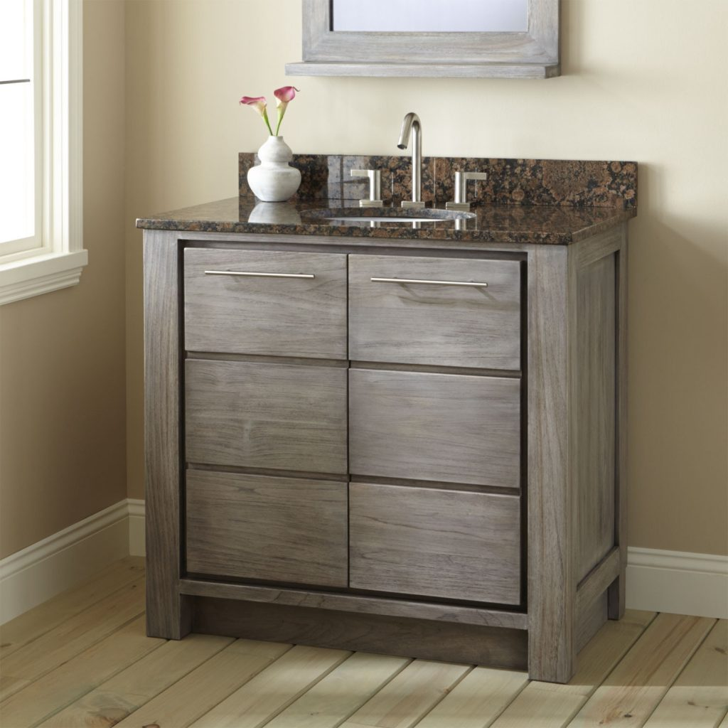 36 In Bathroom Vanity With Sink Home Decor Renovation Ideas