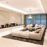 4 Types Of Ceiling Lights For Living Room Blogbeen