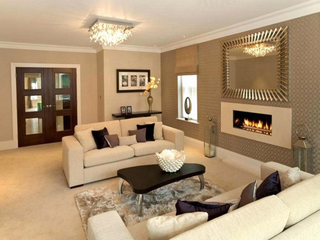 6 Elegant Two Toned Living Room Paint Ideas Home Design Interior