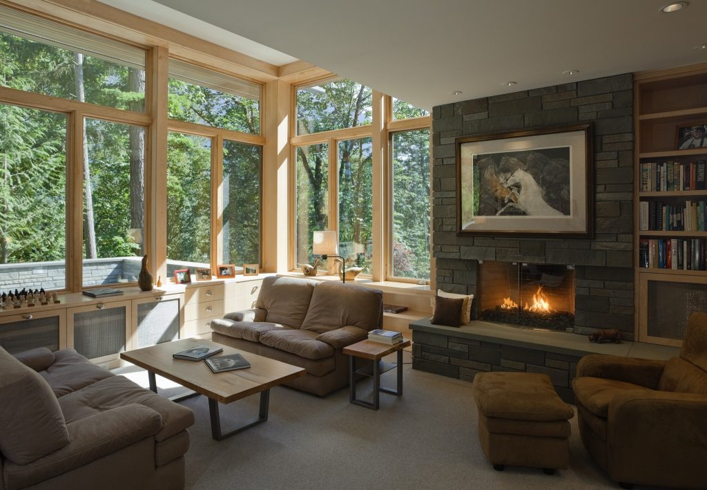 7 Ways To Arrange A Living Room With A Fireplace Porch Advice