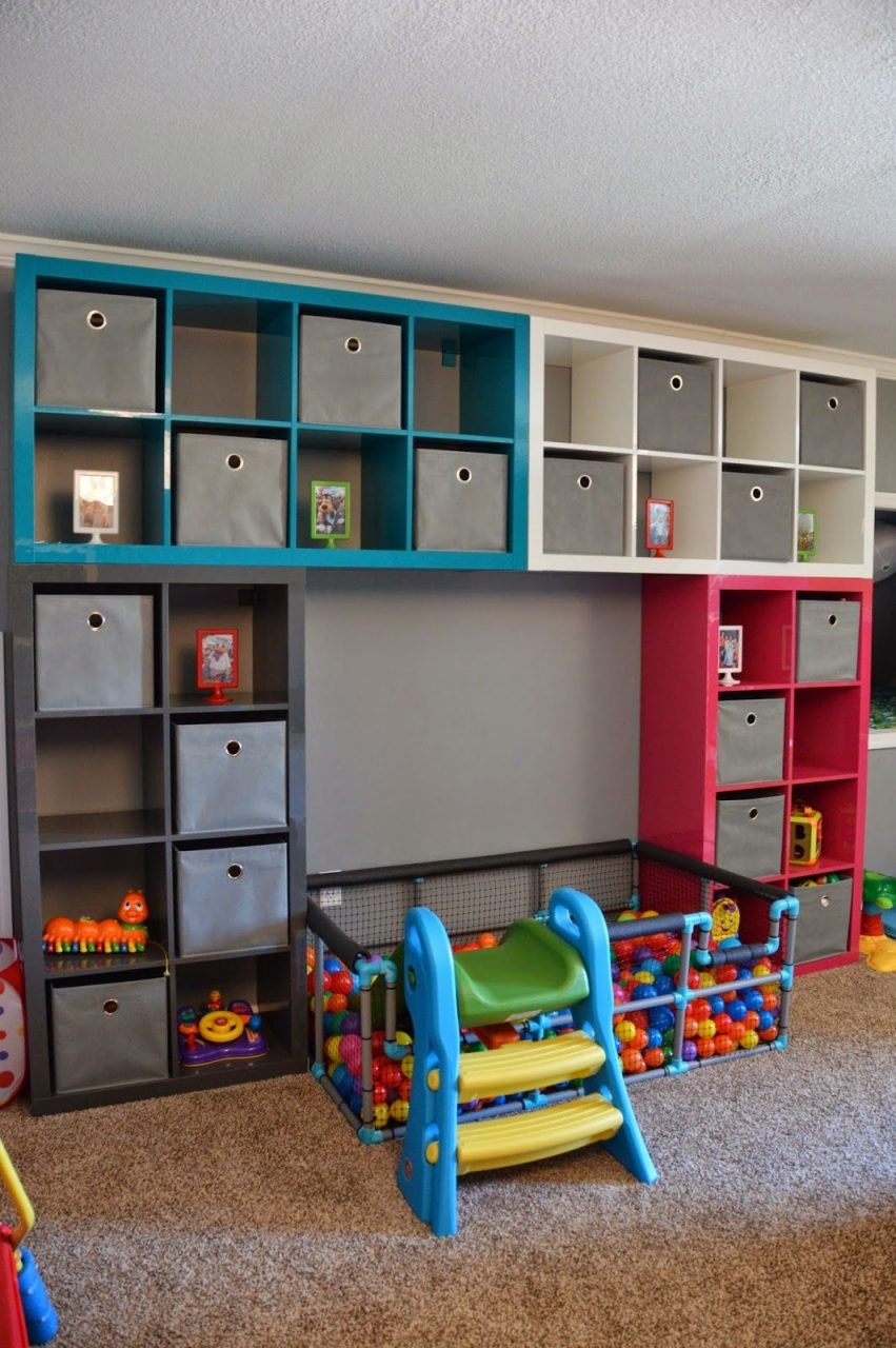 71 Toy Storage Ideas Diy Plans In A Small Space Your Kids Will