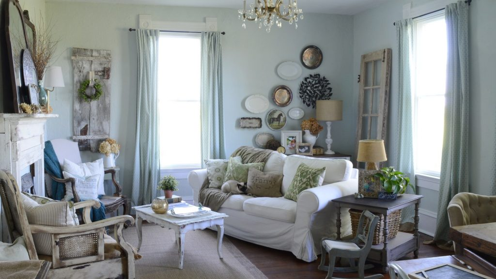 75 Inspiring Blue Living Room Photos Shutterfly