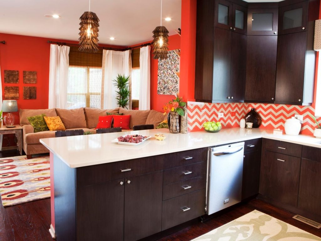 8 Spectacular Paint Color Ideas For Living Room And Kitchen Home