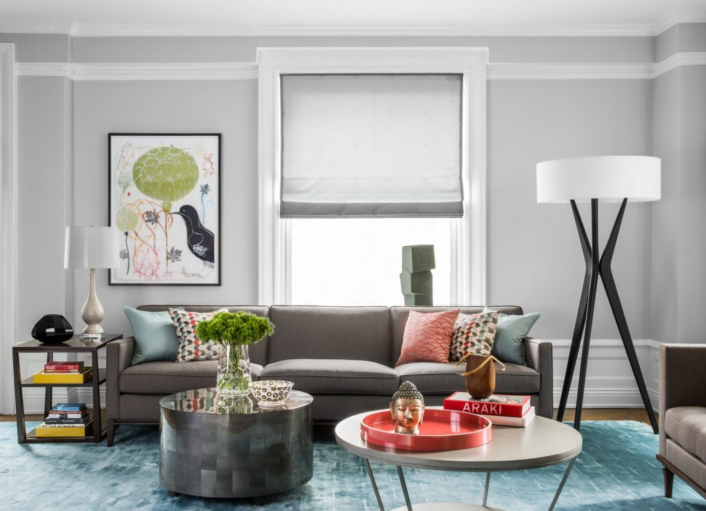 9 Ways To Style A Grey Sofa In Your Home Dcor Aid