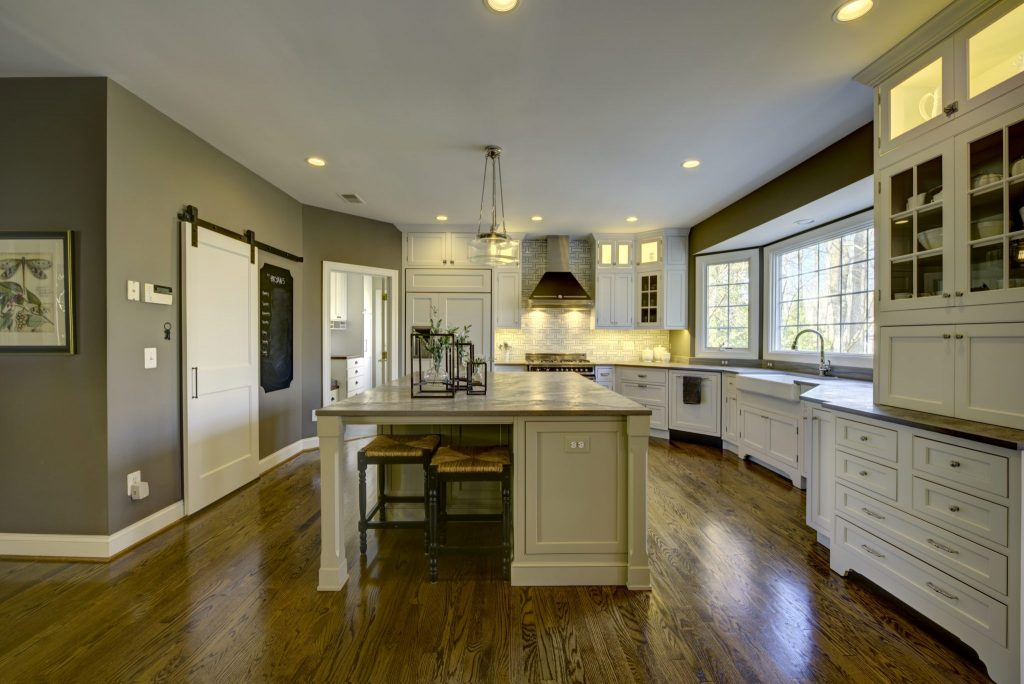 A Homeowners Vision From Design To Completion Rendon Remodeling