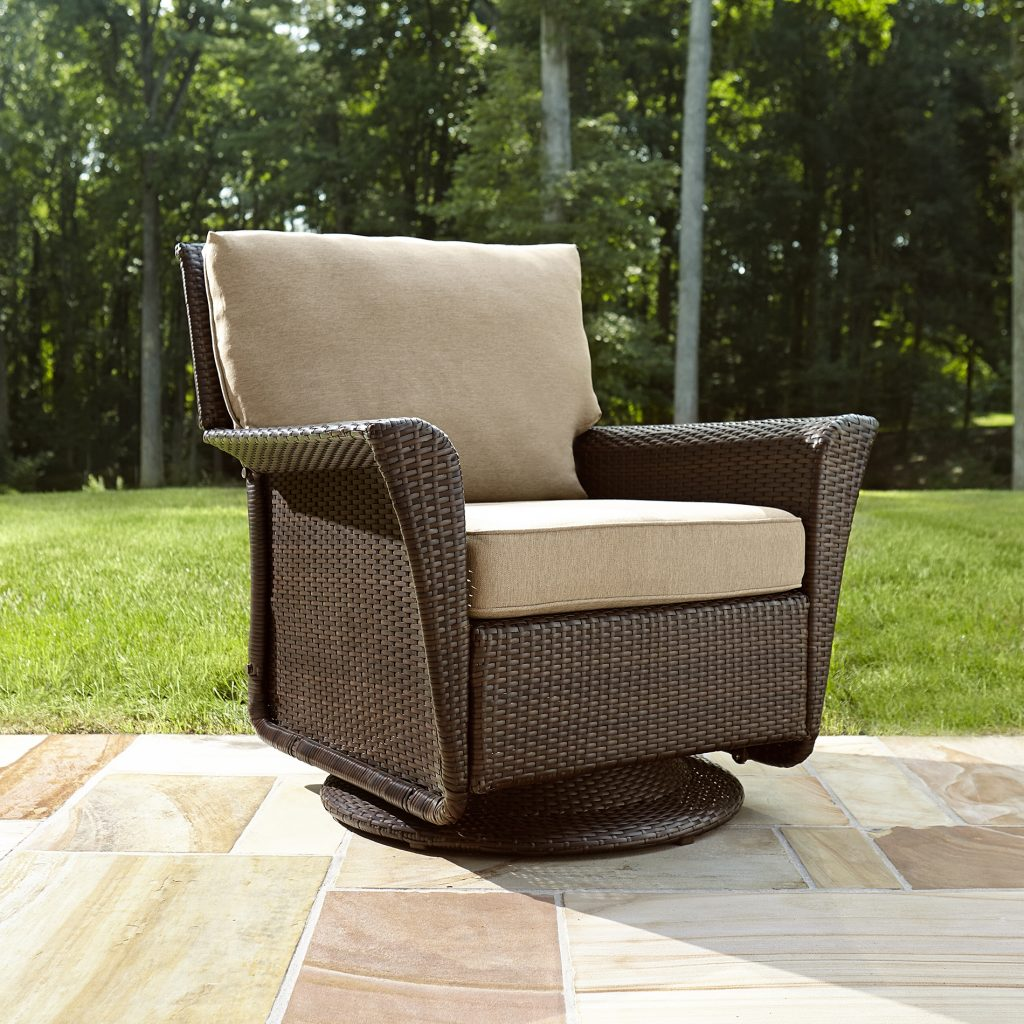 A Perfect Patio Glider Darlanefurniture