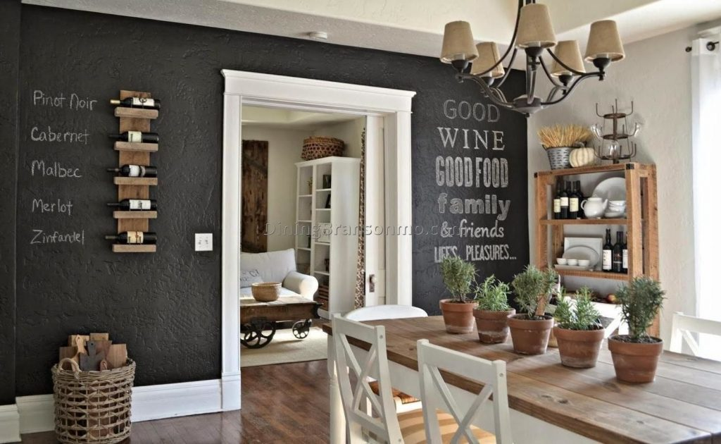 Accent Wall Ideas Dining Room Walls Ideas Home Design