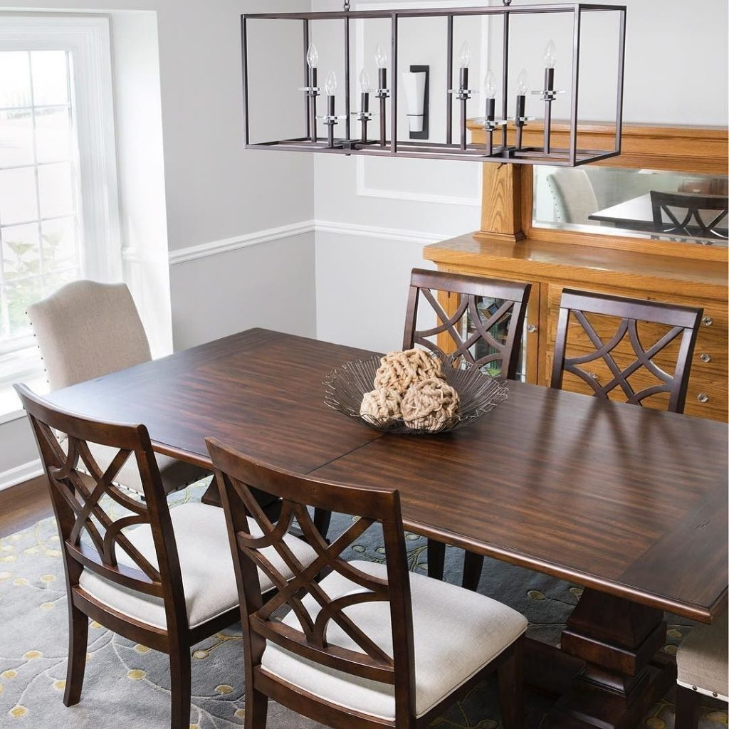 Add A Touch Of Old Fashioned Style To Your Diningroom W This
