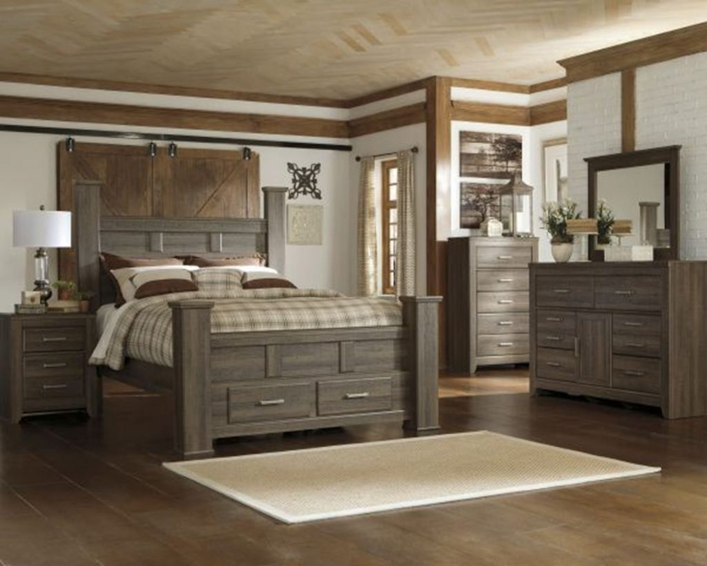 Aldo Bedroom Set Walker Furniture Las Vegas