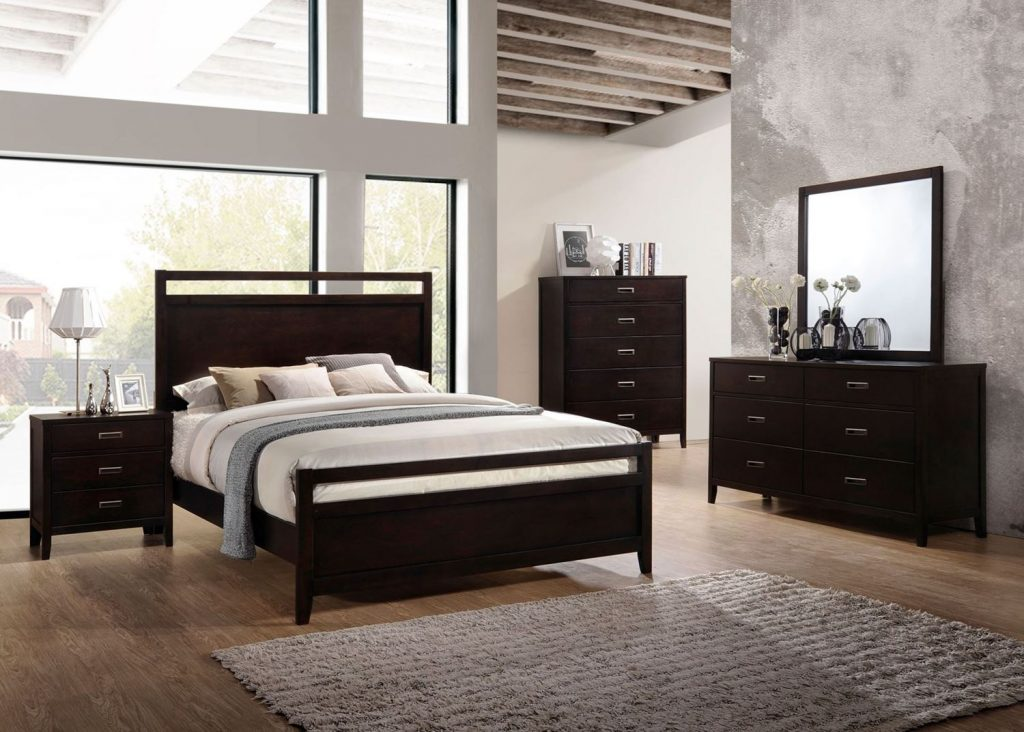 Alex Queen Bedroom Set Walker Furniture Las Vegas