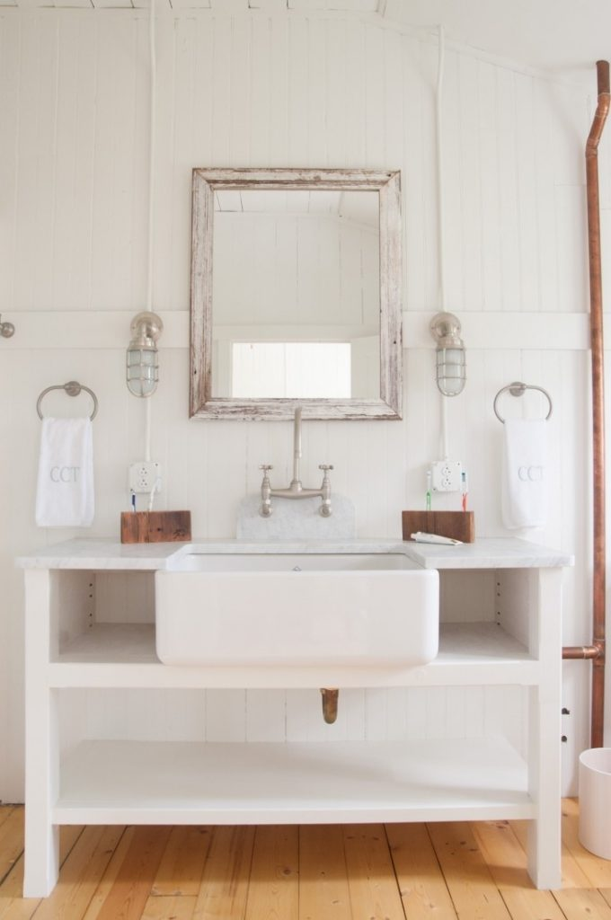 Amazing Bathroom Bathroom Vanity Farmhouse Style With Home