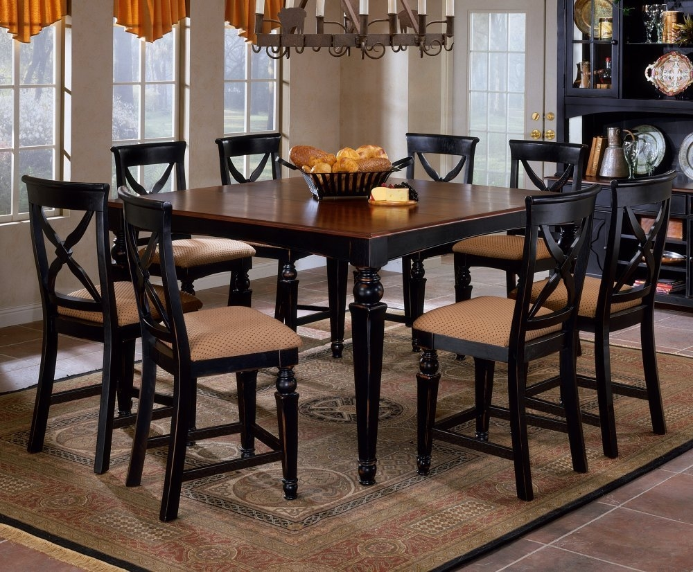 Amazing Ideas 9 Piece Counter Height Dining Room Sets 7 Set Under