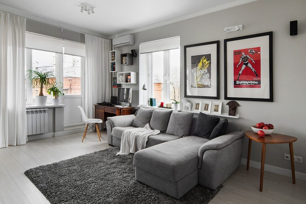 Amazing Of Simple Best Sitting Room Ideas Grey Couch From 4100