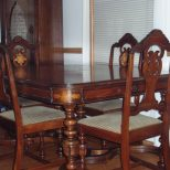 Antique Wooden Dining Room Chairs Idanonline