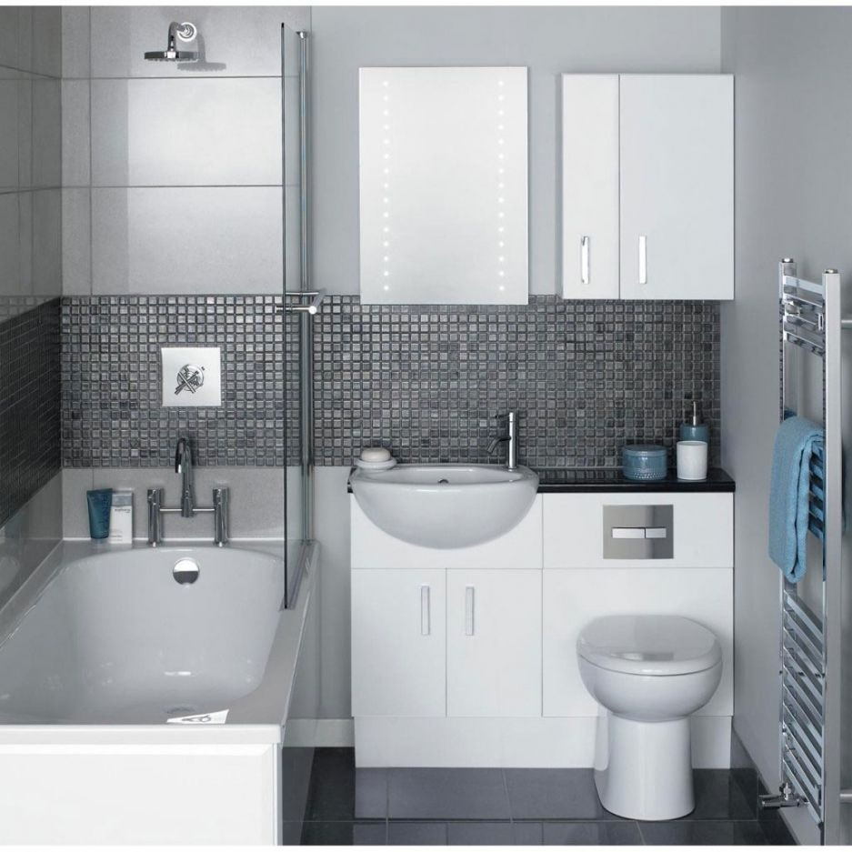 Appealing Cool Grey And White Bathroom Ideas Hd9e16 Tjihome At