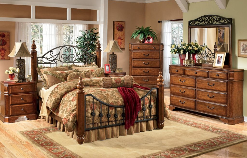 Appealing Queen Furniture Set 20 Collections 2fsignature Design
