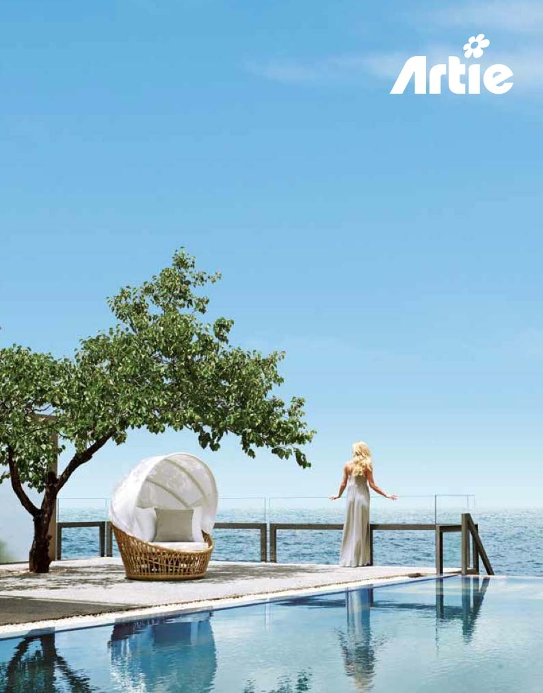 Artie Catalogues Isofu Outdoor Furniture Malaysia