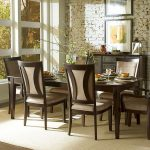 Dining Room Chairs Espresso