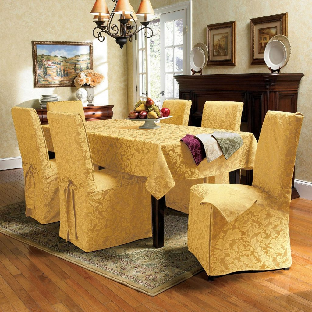 Attachment Chair Covers For Dining Room Chairs 1175 Diabelcissokho
