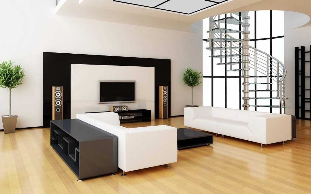 Attractive Living Room Home Theater Design And Cinema Collection
