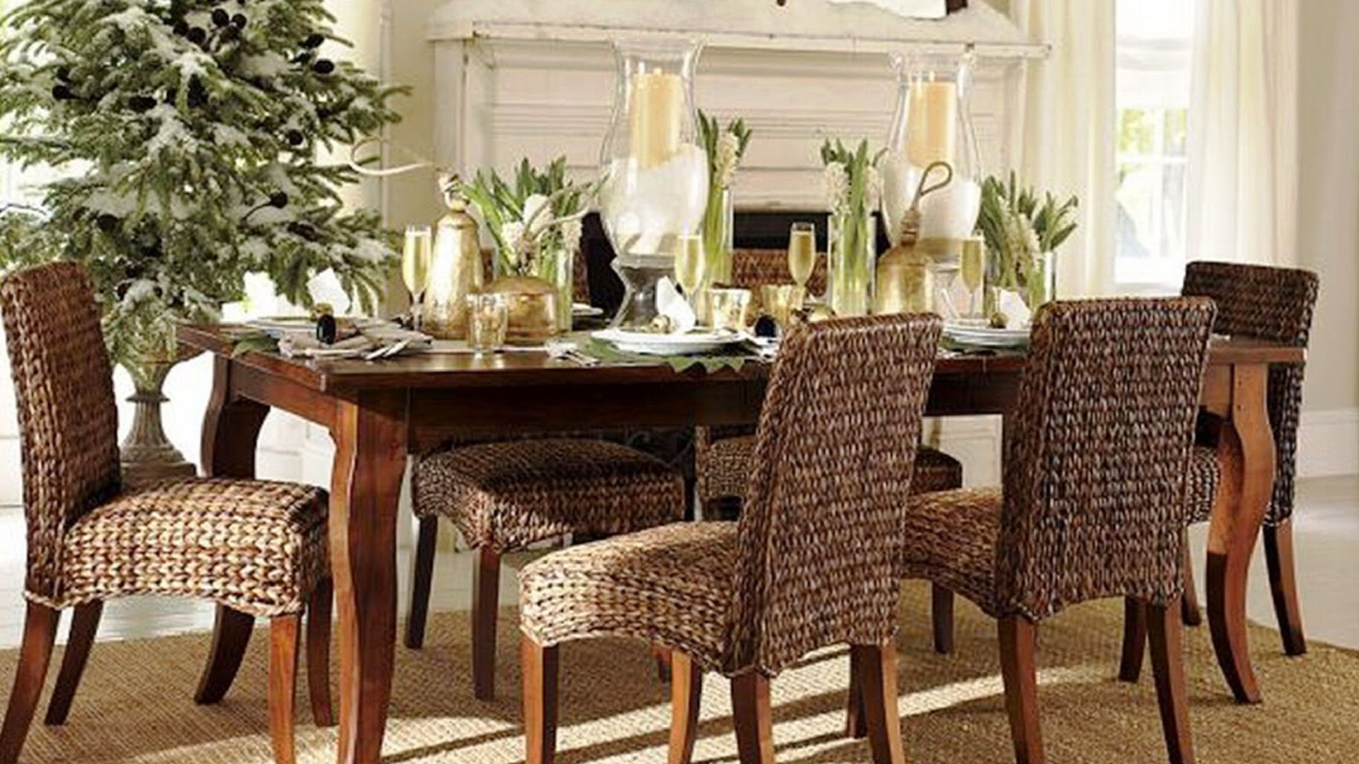 Awesome Dining Tables Decoration Ideas Youtube Layjao