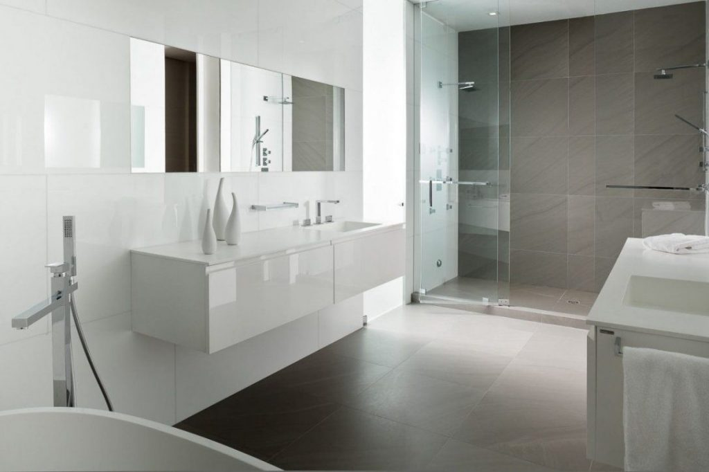 Awesome Unique Small Grey Bathroom Ideas Pict Of And Design White