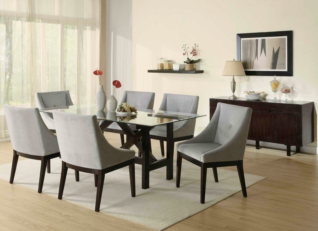Badcock Furniture Dining Room Sets Discount Dining Room Sets Glass