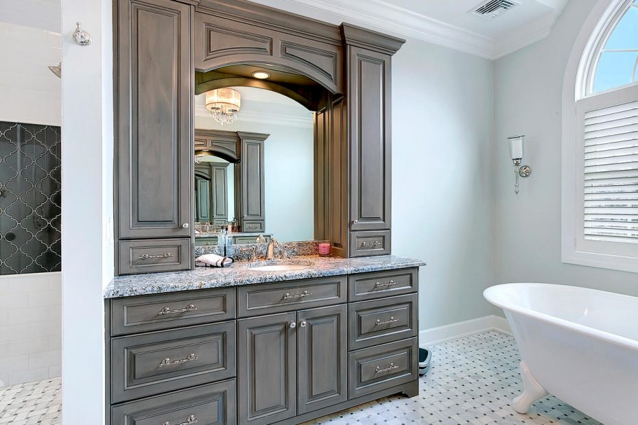 Bath Vanities Monmouth County New Jersey Design Line Kitchens