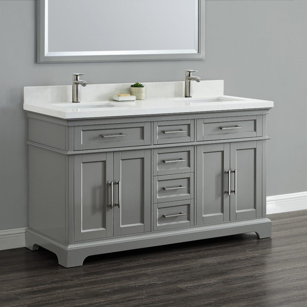 Bathroom Bathroom Vanities With Sinks At Lowes And Mirrors At Ikea