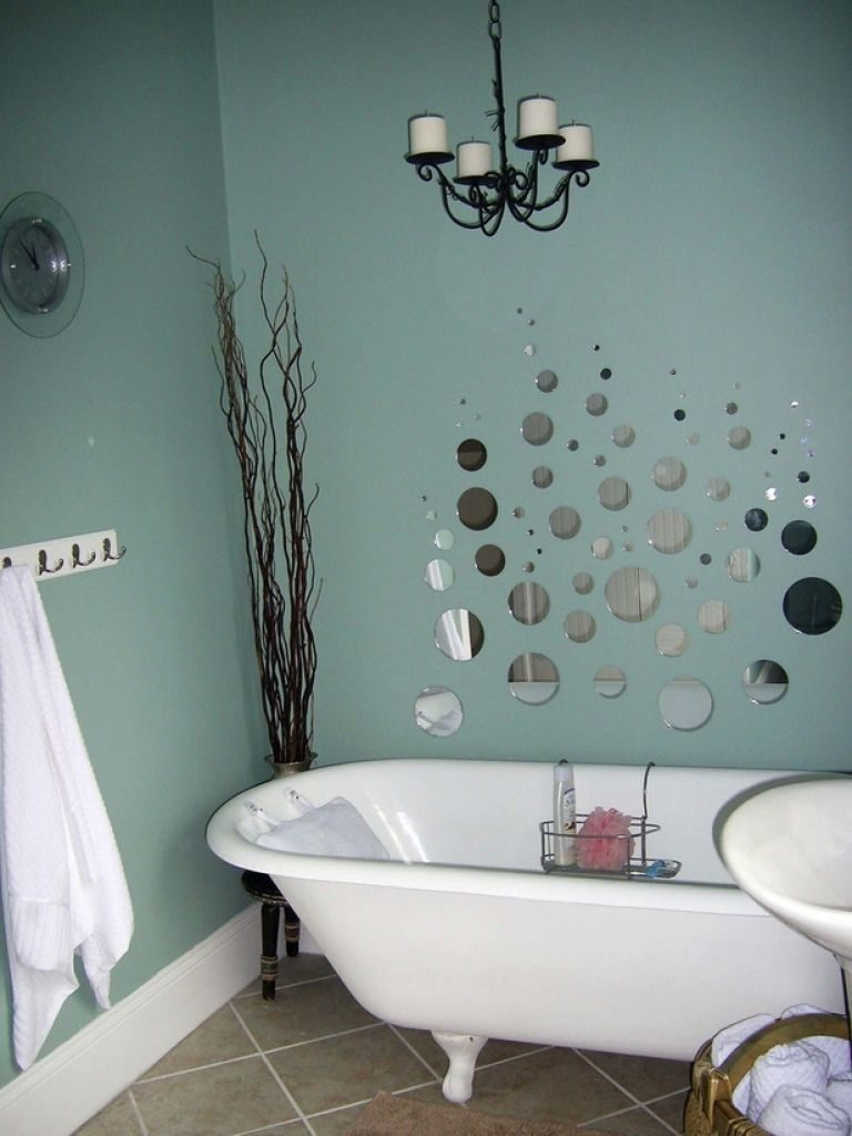 Bathroom Budget Decorating Ideas How To Decorate A Bathroom On A