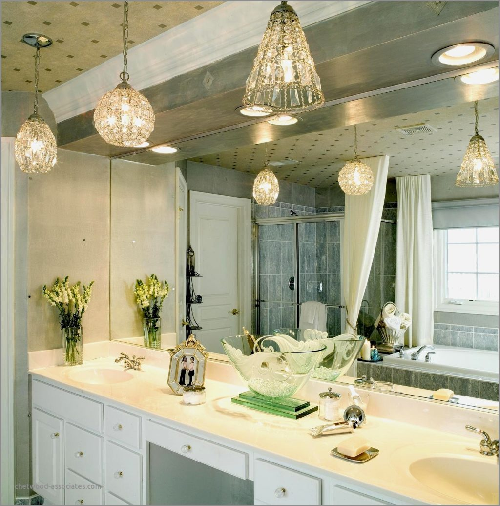 Bathroom Ceiling Lighting Ideas Elegant Bathroom Pendant Light