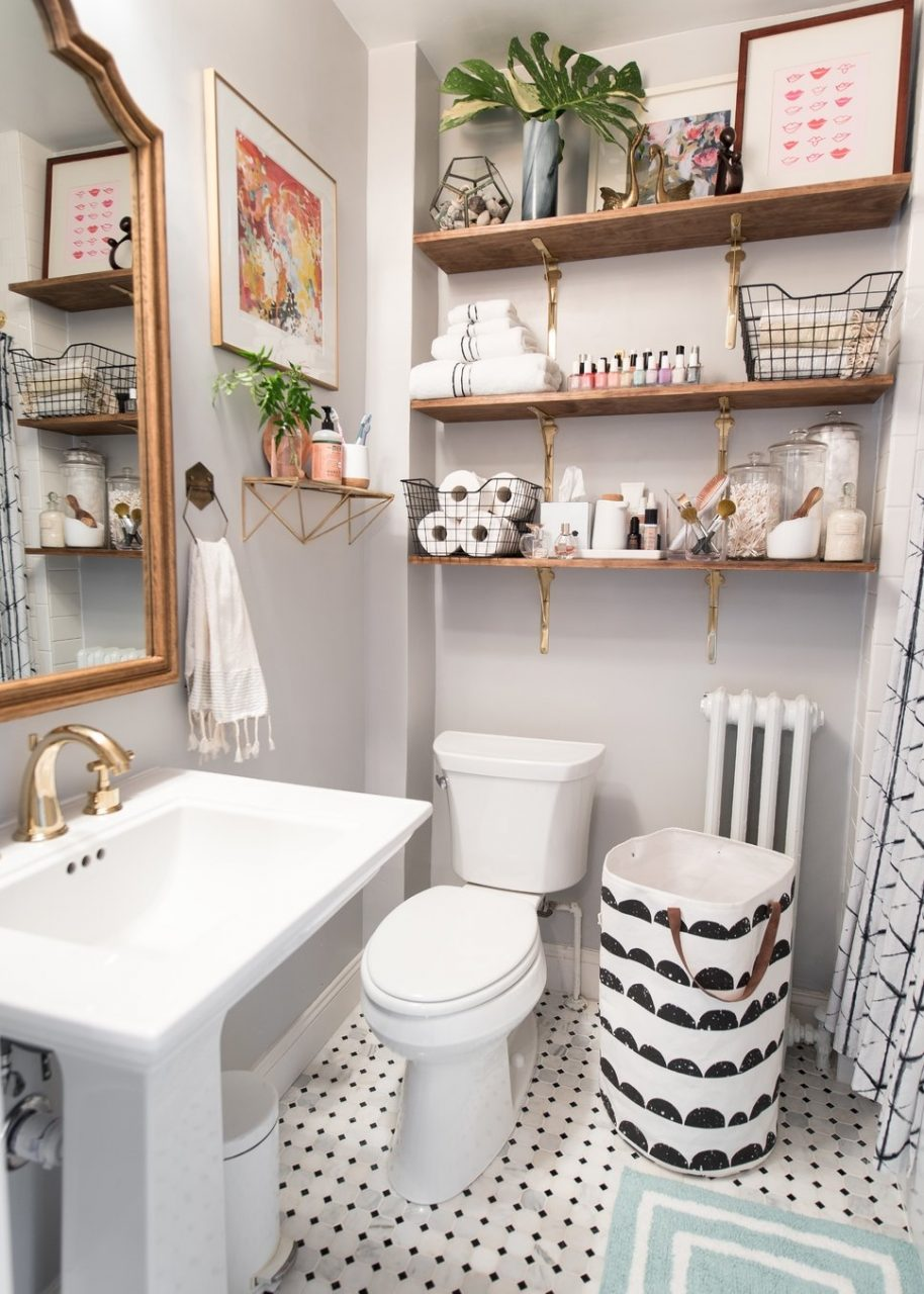 Bathroom Decor Ideas For Small Spaces Tim Wohlforth Blog
